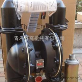 英格索兰气动隔膜泵价格 铸铁山道膜片666272-EEB-C