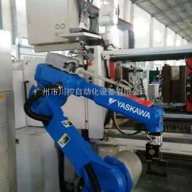 广东安川YASKAWA机器人维修中心,专业机器人维保商