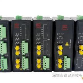模拟量光纤中继器/光纤转换设备,无需改动用户的通信协议