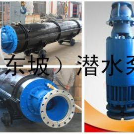 天津流量达到5万立方潜水轴流泵-大流量污水泵厂家