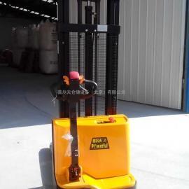 供应步行式全电动堆高车 电动叉车 堆垛车1.2T 诺力地牛