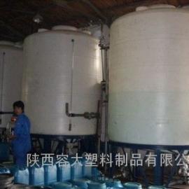 陕西蒲城5方搅拌罐5000L升合成罐5吨配料桶厂家价格