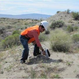 便携式X射线土壤重金属检测仪