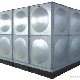 广州组合式复合不锈钢水箱