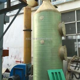 【厂家直供】安全玻璃吸收塔、酸气吸收塔、酸雾清灰塔
