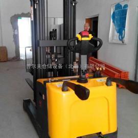 厂家直批优质电动堆高车 液压升高车 电动堆高叉车托盘搬运车