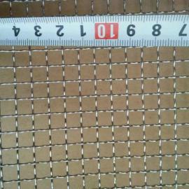 山东聊城镀锌轧花网-厂家加工编织钢丝网-储备粮食钢丝轧花网