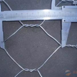 格宾石笼网 护坡镀锌铁丝网 河道六角网 一诺诚信企业