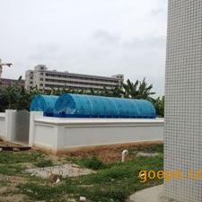 一体化生物转盘生产厂家高效纤维转盘生活污水处理设备滤布滤池