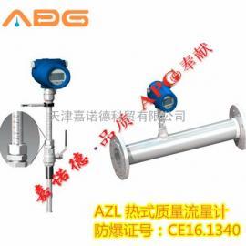 天津气体质量流量计 防爆气体质量流量计厂家