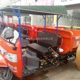 五征小银虎矿用三轮车成都大卖 建筑运渣柴油三轮车