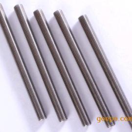ASTM A193 GR B8全螺纹螺柱 B8M双头螺栓
