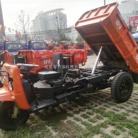 成都时风总经销现货供应简易棚柴油三轮自卸车-实惠适用