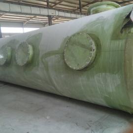 吉安锅炉脱硫塔 玻璃钢锅炉脱硫塔厂家 原理
