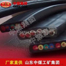 矿用屏蔽像套软电缆,矿用屏蔽像套软电缆中煤直销