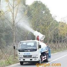 百易绿化喷洒车:路面喷洒车:公路喷洒车:高压冲洗车