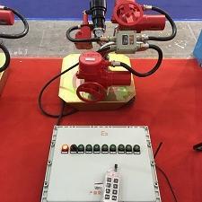 江苏消防PSKD30Ex电动消防水炮