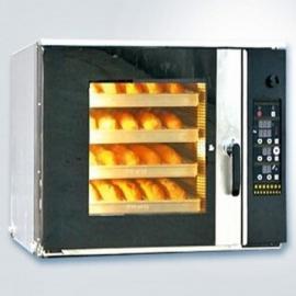 新麦热风炉SM-704E 四盘电热风炉 热风烤箱