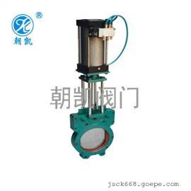 Z673X气动浆液闸阀,气动调节闸阀,气动闸阀厂家