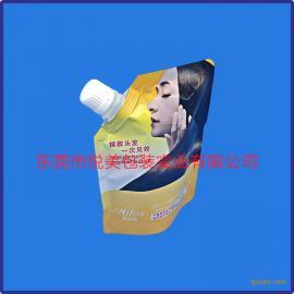 吸嘴袋厂家 洗发水吸嘴袋定制 PET印刷/铝箔袋