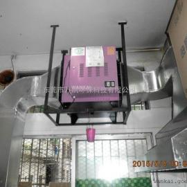 小餐厅油烟净化器 福建油烟净化工程 电油烟净化机4000