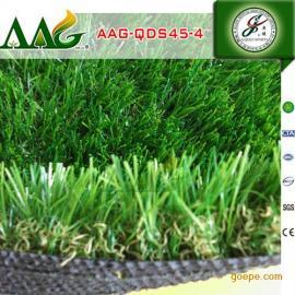 高弹性人造草坪 仿真塑料假草皮 别墅庭院专用人工草坪