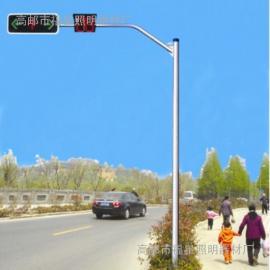 广东省安防监控杆销售 交通安全监控杆 监控支架热销