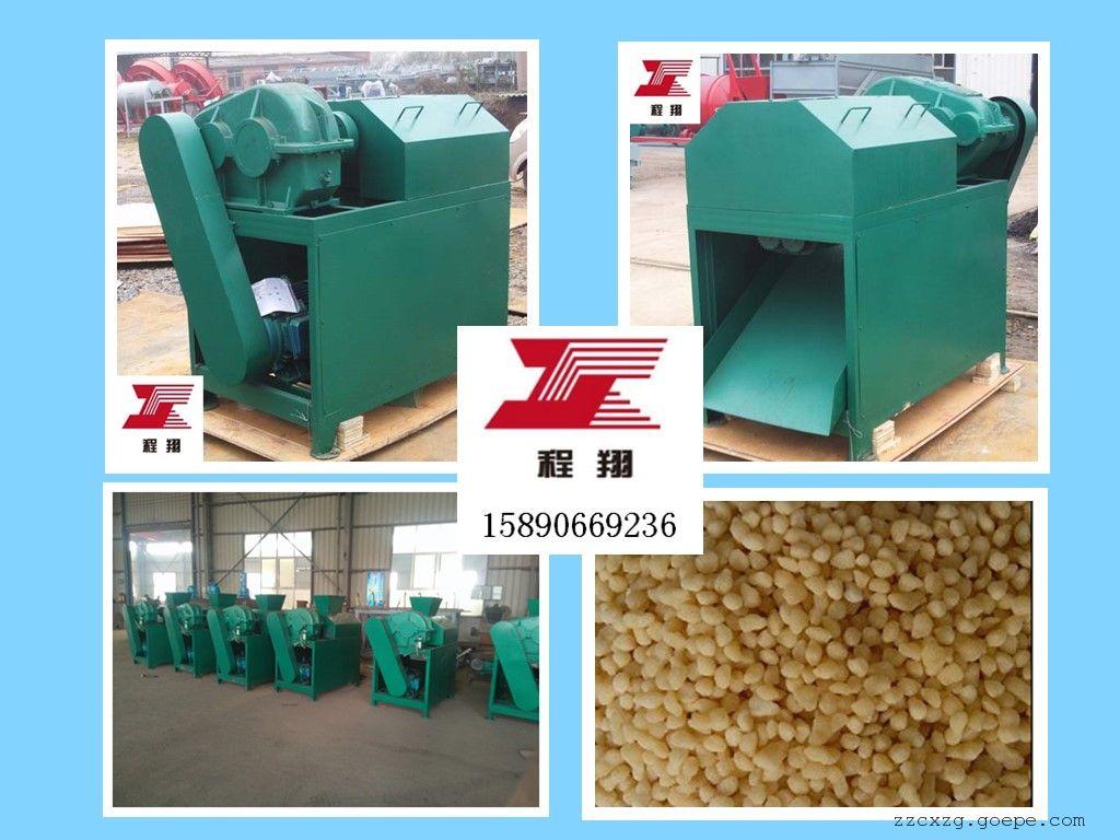 饲料颗粒机 郑州程翔重工机械有限公司 产品展示 造粒机 对辊挤压造粒