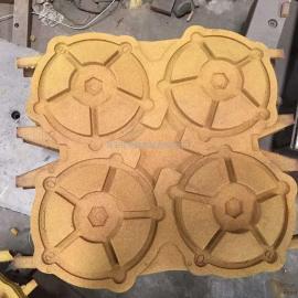 模具、模具生产周期、覆膜砂模具制造方法、覆膜砂模具