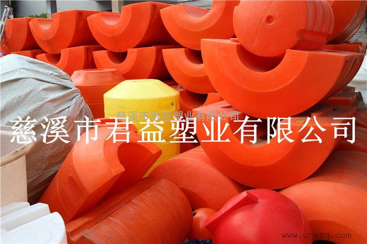 君益塑业专业批发管道系列的海上塑料管道浮体
