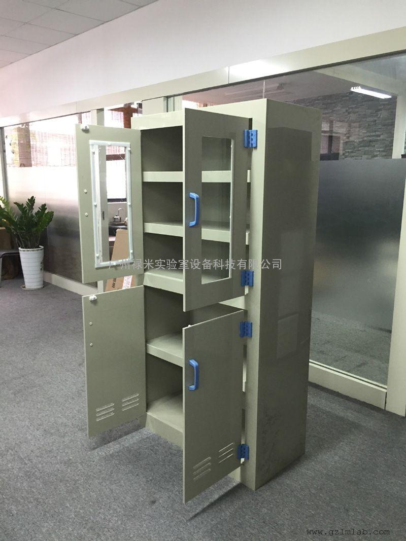 pp药品柜 化学实验柜 实验室家具设备