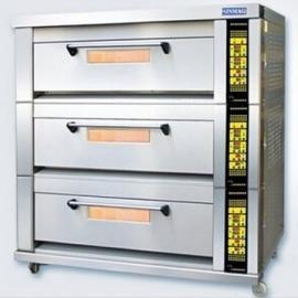 新麦SM-803S三层九盘烤箱 三层燃气烤箱