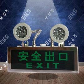 防爆应急灯BCJ-2X20 LED光源标志灯消防应急灯
