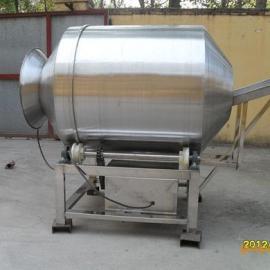 汇康牌酱菜咸菜滚筒拌料机,BL-800L不锈钢滚筒拌料机