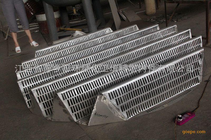 萍乡市环星化工填料专业生产塔内件不锈钢驼峰支撑刚性好