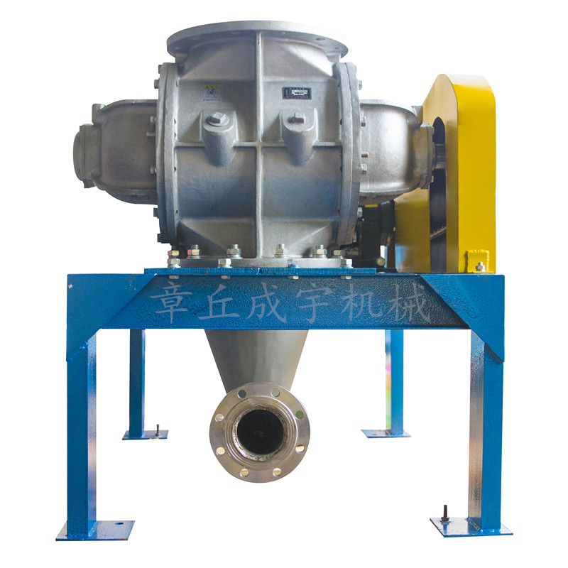 灰阀 章丘市成宇机械制造有限公司 产品展示 旋转供料器 不锈钢供料器图片