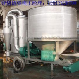 河南鼎科机械设备有限公司谷王热气流式粮食烘干除湿机新机销售