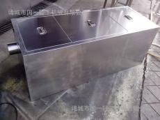 自动刮油型隔油池