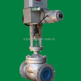SKZ410直行程电动执行机构Zdn100电子式电动调节阀