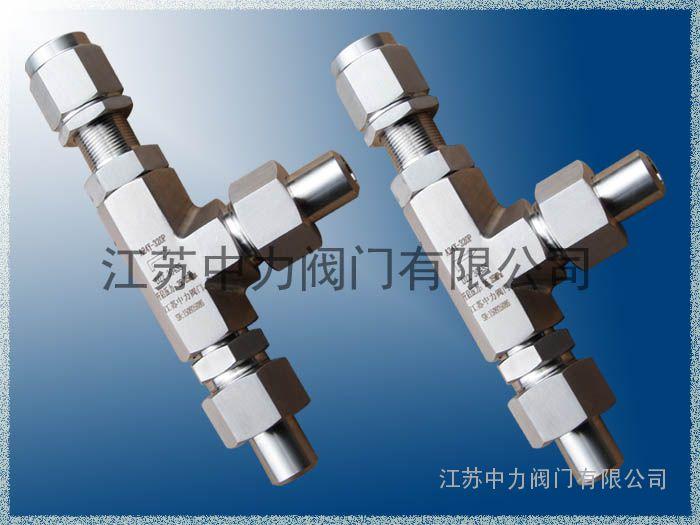焊接式CNG高压天然气安全阀