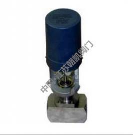ZDSW电动小流量调节阀厂家_电动小流量价格
