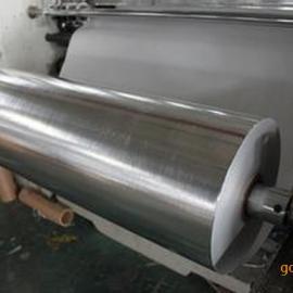 现货烟台威海铝塑膜1米1.2m1.5米2m铝塑膜编织布镀铝膜镀铝编织布