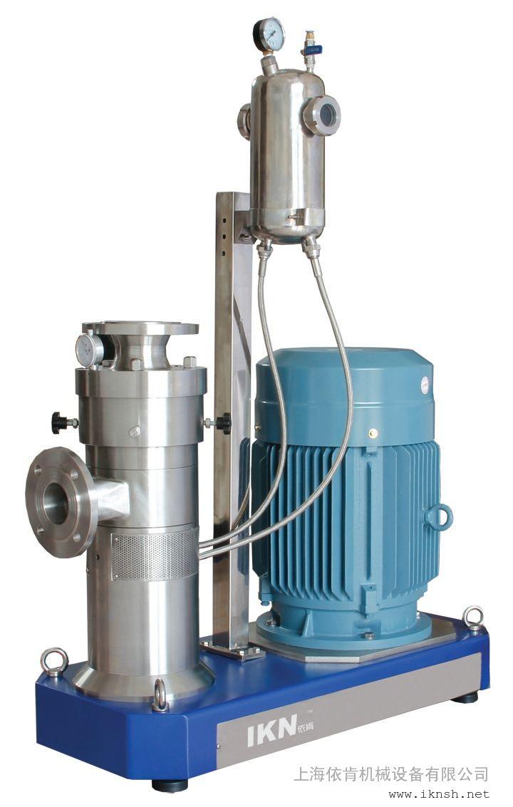 硫酸钡溶液研磨分散机