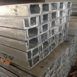 南京热镀锌槽钢批发公司现货代理销售量大