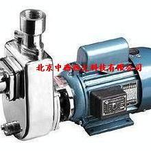 自吸式不锈钢微型水泵(第一次需加引水) 型号:zxkj- 25LQFZ-8 �