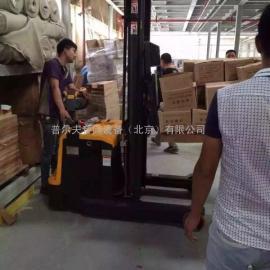 西林前移式电动堆高车 电动叉车 1.5吨3-5米CQD12
