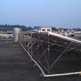 工业太阳能热水工程、工厂热水工程、玮能环保(多图)