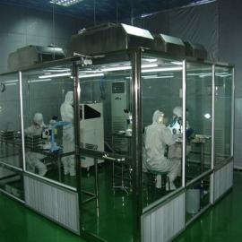 重庆半导体微电子洁净室工程无尘车间防尘无菌空气净化工程