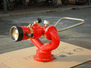 环球消防PS30.40.50快开调压防冻防撞自卸式消防水炮
