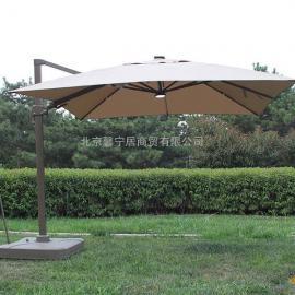 馨宁居花园庭院伞地产商业街太阳伞3米方形罗马伞户外遮阳伞